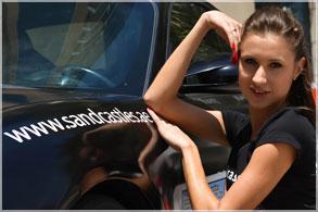 Sandcastles.ae Spring 2014 Porsche and Range Rover - 2