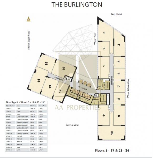 The Burlington Tower   Business Bay   PICTURE16