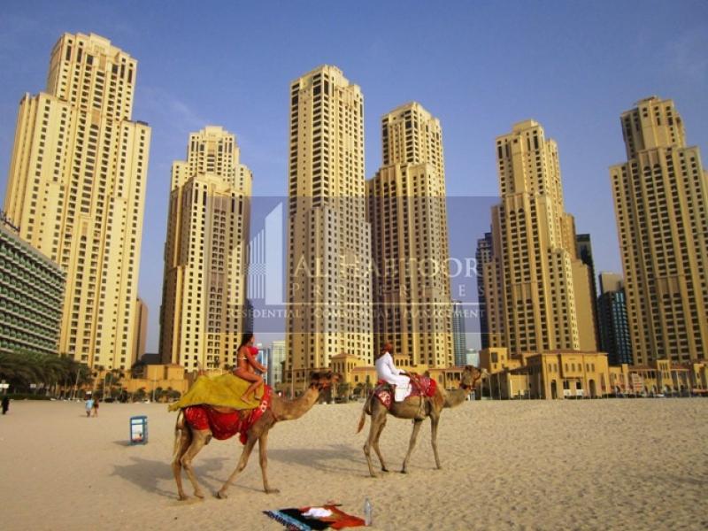 1 Bedroom Apartment For Rent In Jbr Jumeirah Beach