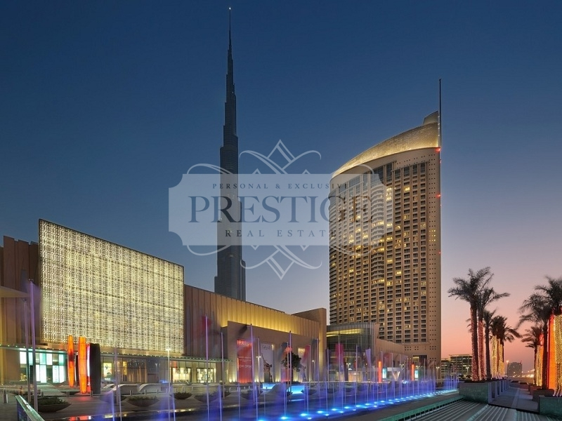 The Address,Dubai Mall | Downtown Burj Dubai | PICTURE1