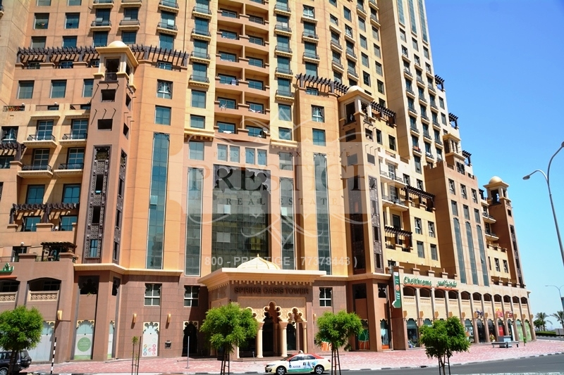 1 Bedroom Apartment For Sale In Dso Dubai Silicon Oasis Spring Oasis Ref No Pre8697