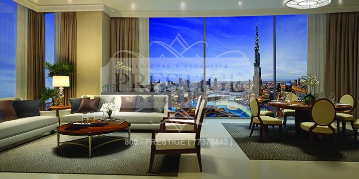 The Address Residence Fountain Views | Downtown Burj Dubai | PICTURE1