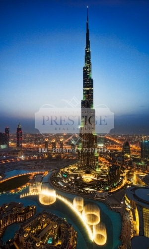 Burj Khalifa Tower | Downtown Burj Dubai | PICTURE1