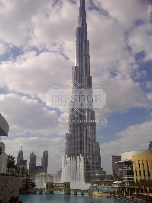 Burj Khalifa Tower | Downtown Burj Dubai | PICTURE12