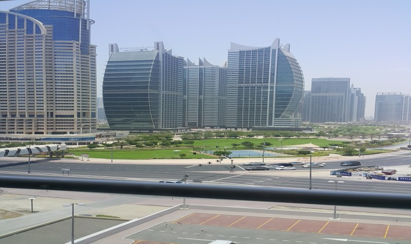 Dubai Arch Tower | JLT - Jumeirah Lake Towers | PICTURE2