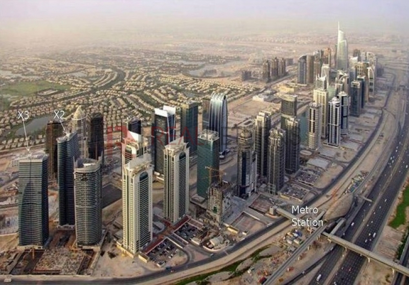 Jumeirah Bay X3 | JLT - Jumeirah Lake Towers | PICTURE1