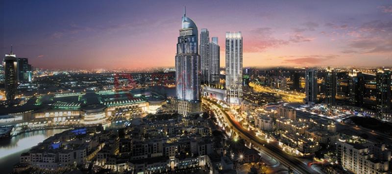 Boulevard Point | Downtown Burj Dubai | PICTURE9