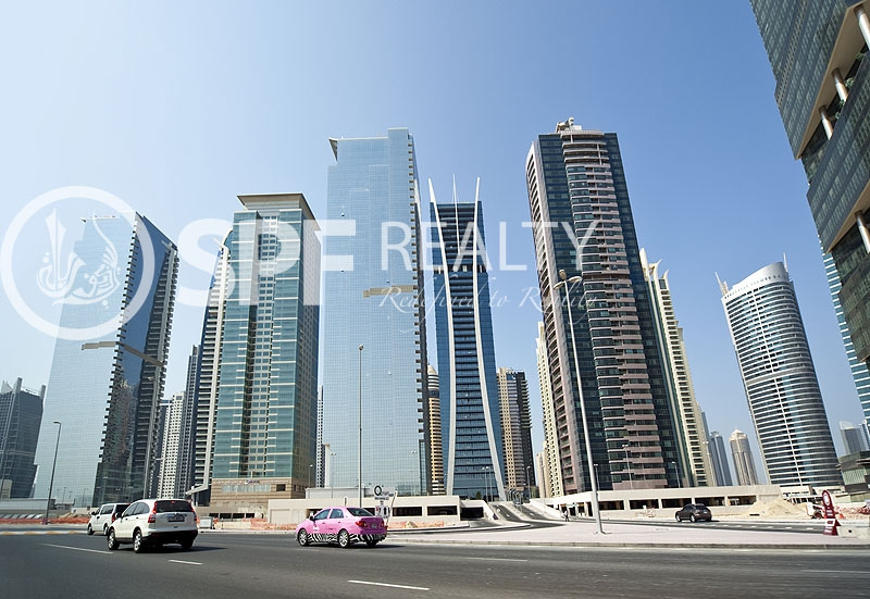 Goldcrest Executive | JLT - Jumeirah Lake Towers | PICTURE1