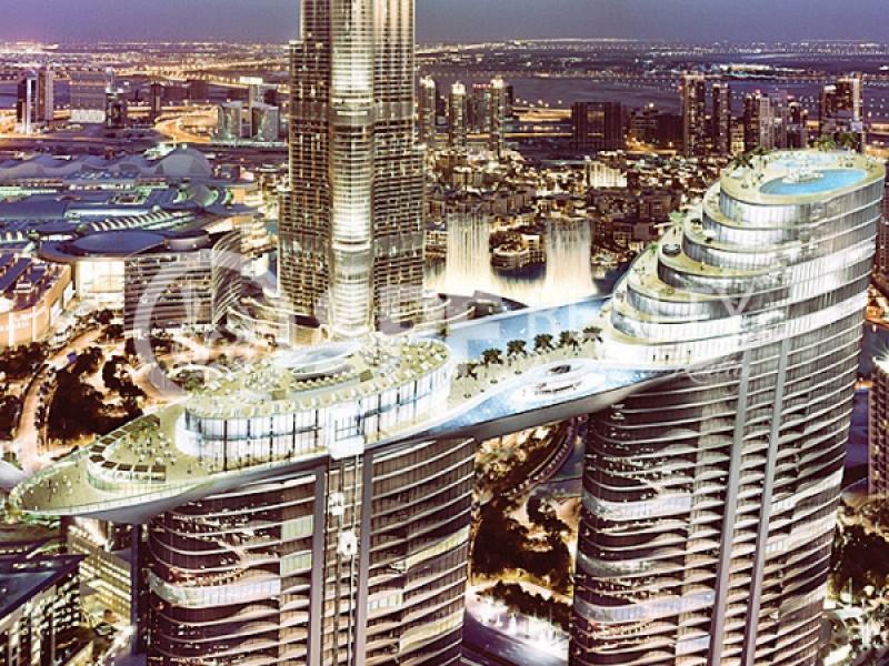 The Address Sky View Tower 2 | Downtown Burj Dubai | PICTURE1
