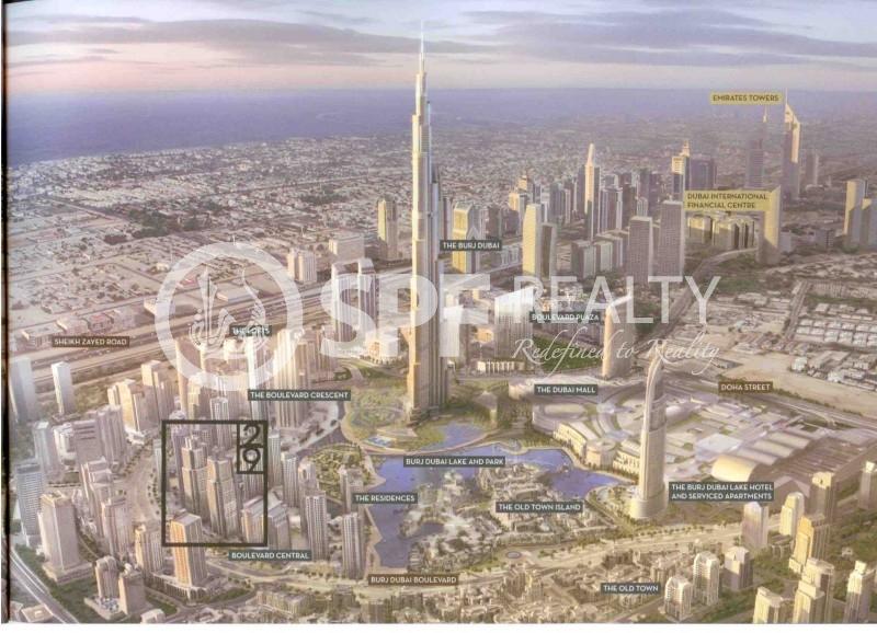 29 Burj Boulevard 2 | Downtown Burj Dubai | PICTURE1
