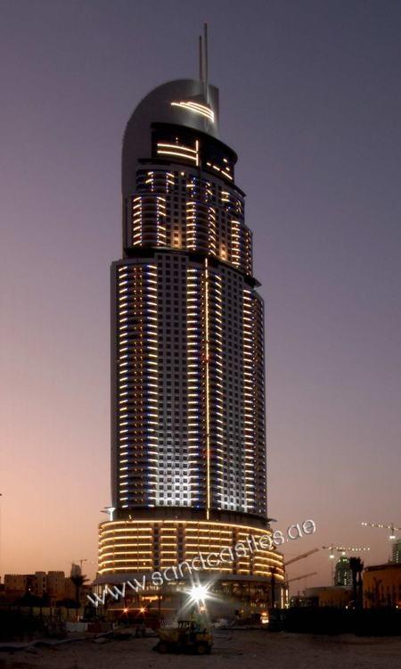 The Address,Dubai Mall