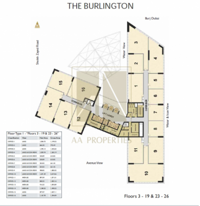 The Burlington Tower   Business Bay   PICTURE13