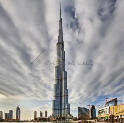 Burj Khalifa Tower | Downtown Burj Dubai | PICTURE5