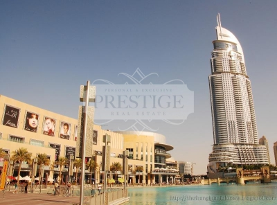 The Address Downtown Hotel | Downtown Burj Dubai | PICTURE10