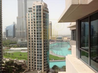 3 Bedroom Apartment For Rent In Downtown Burj Dubai 29 Burj Boulevard 2 Ref No Prv R 3039