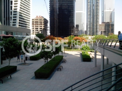 Office for rent in JLT - Jumeirah Lake Towers HDS Tower Ref  No SF-R