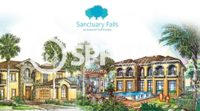 Sanctuary Falls | Jumeirah Golf Estates | PICTURE2