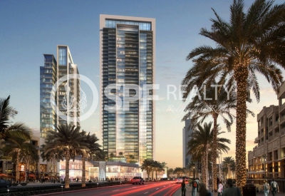 Boulevard Crescent 1 | Downtown Burj Dubai | PICTURE1