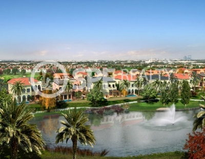 Orange Lake | Jumeirah Golf Estates | PICTURE1