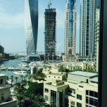 2 Bedroom,Apartment,Dubai Marina,Al Mesk Tower,Carlton Real Estate Llc,CRL-S-3953