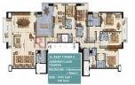 5 Bedroom,Apartment,JLT - Jumeirah Lake Towers,Al Seef Tower 2,Real Returns Real Estate,RR-R-1229